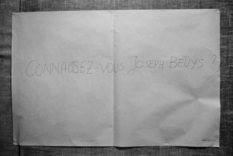 1969-Connaissez-vous-J.Beuys