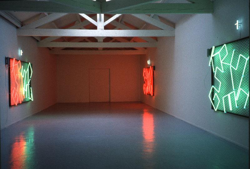 Sarkis_1989-3-Ikones-en-non-galerie-Pailhas-Marseille