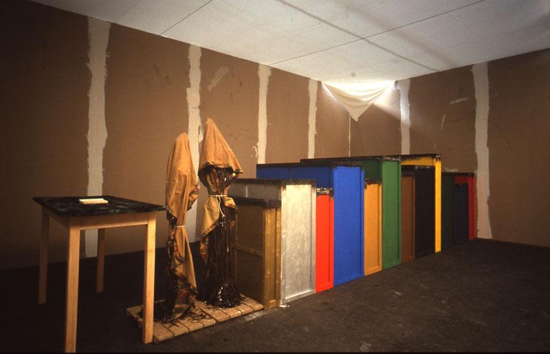 Sarkis_1991-Biennale-Lyon