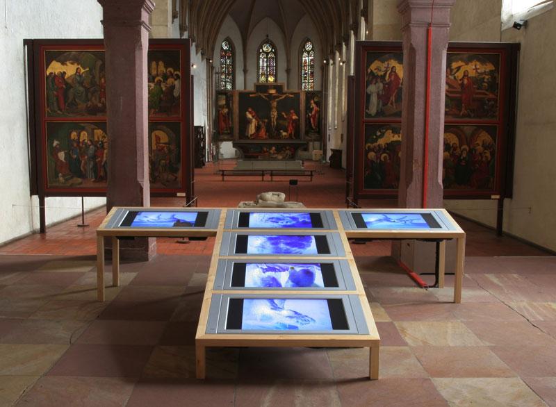 Au commencement le toucher : 2005, 8.11.05 – 9.2.2006. Le Musée Unterlinden, Colmar.