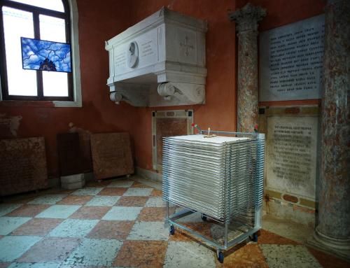 2015, ARMENITY: Biennale de Venise, San Lazzaro, Pavillon Arménien