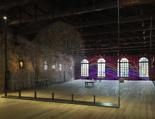 2015, RESPIRO: Biennale de Venise, Pavillon de la Turquie