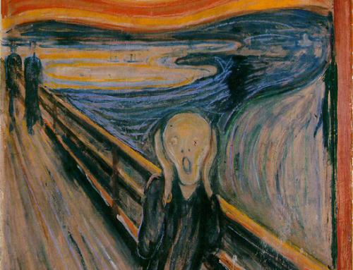 "Edvard Munch : ""Le cri"""