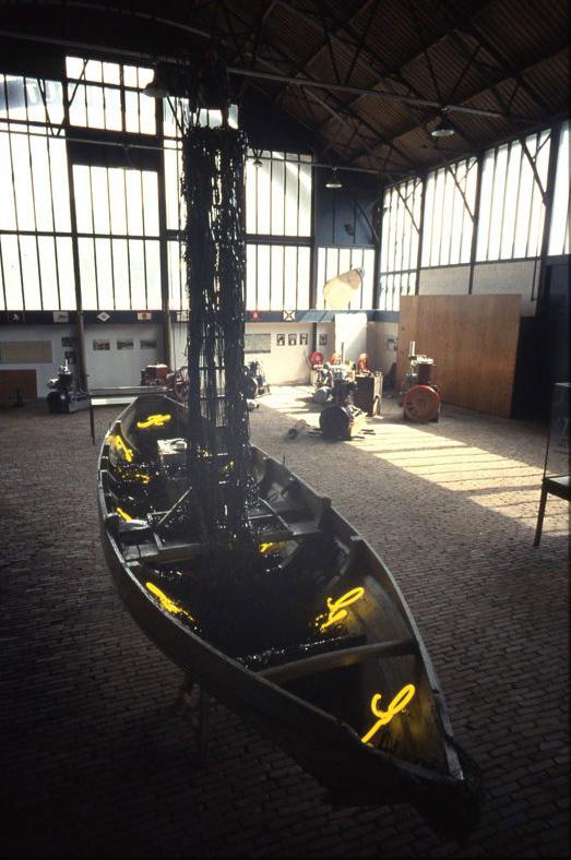 sarkis-1987-capt-sarkis-invite-bocklin-a-t-kromhout-museum