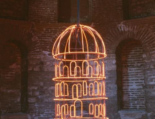 1989, II Biennale d'Istanbul.
