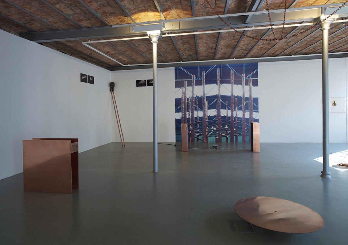 Sarkis Ikiz-Twin Galerie Mana Istanbul mai 2013