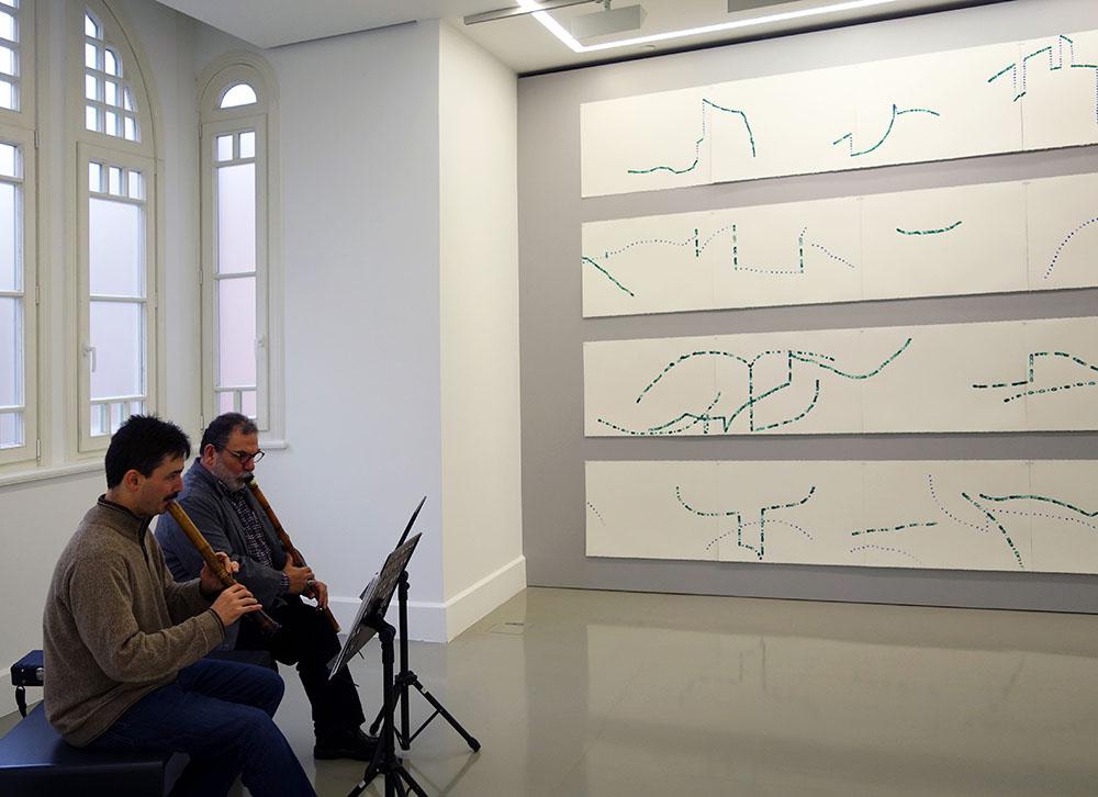 Interpretation on Cage, Ryoanjie Arter Istanbul, 14.11.2013-12.1.2014